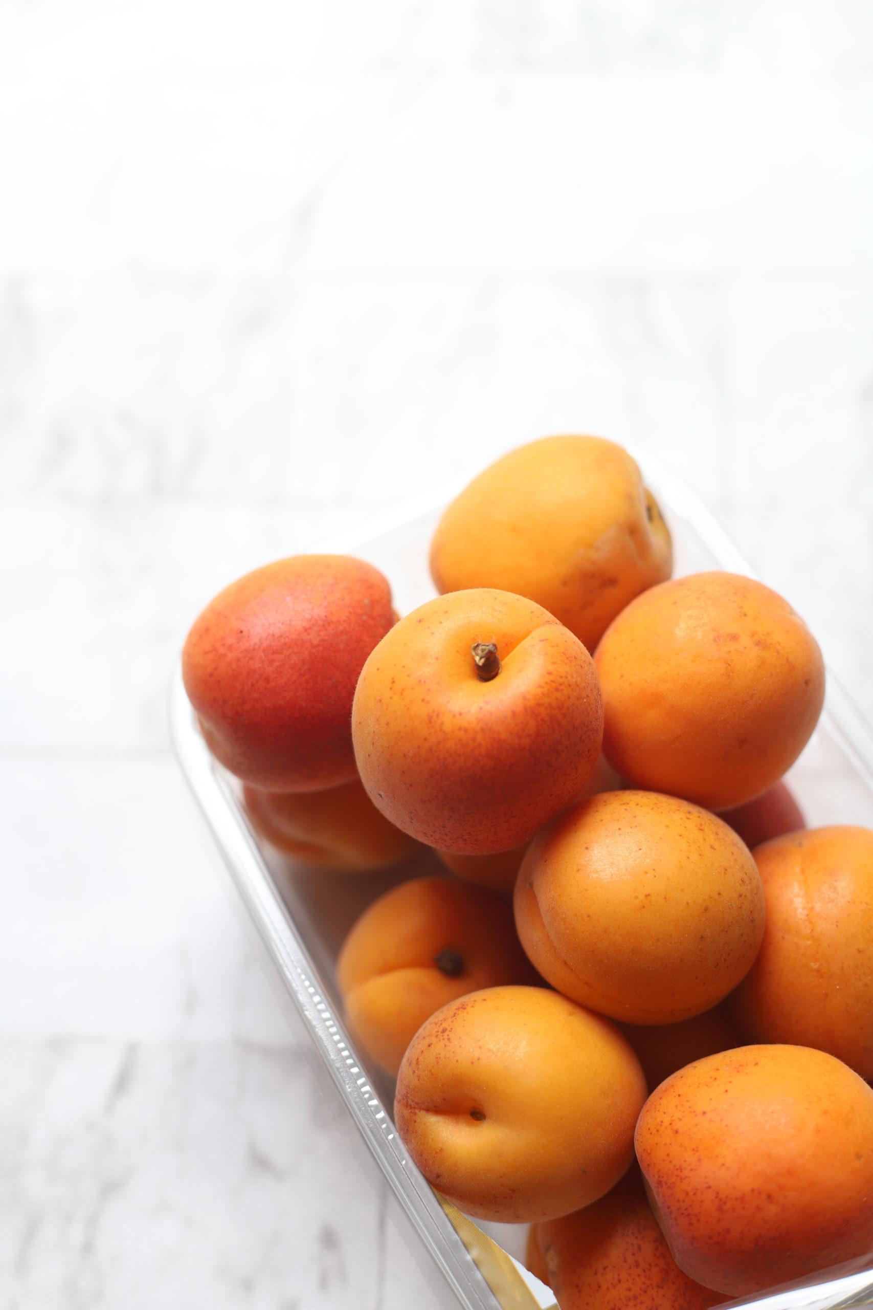 Apricot Chia Jam