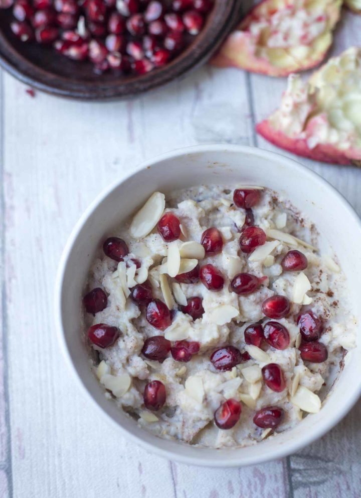Vegan Millet Porridge 3