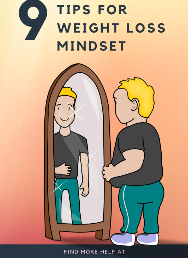 tips for weightloss mindset 1