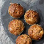 Weetabix apple muffins 3