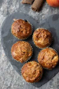 Weetabix apple muffins 3