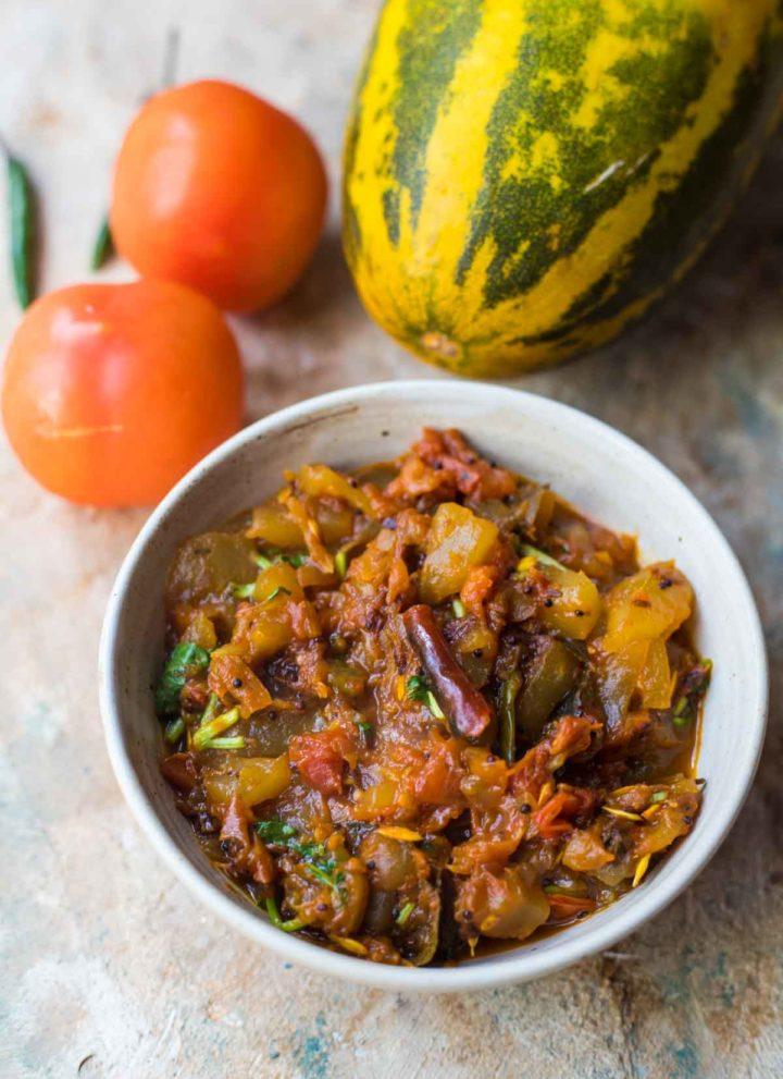 Dosakaya tomato kura 1